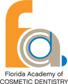 Florida Academy of Cosmetic Dentistry Logo- Adams Dental Clearwater, FL